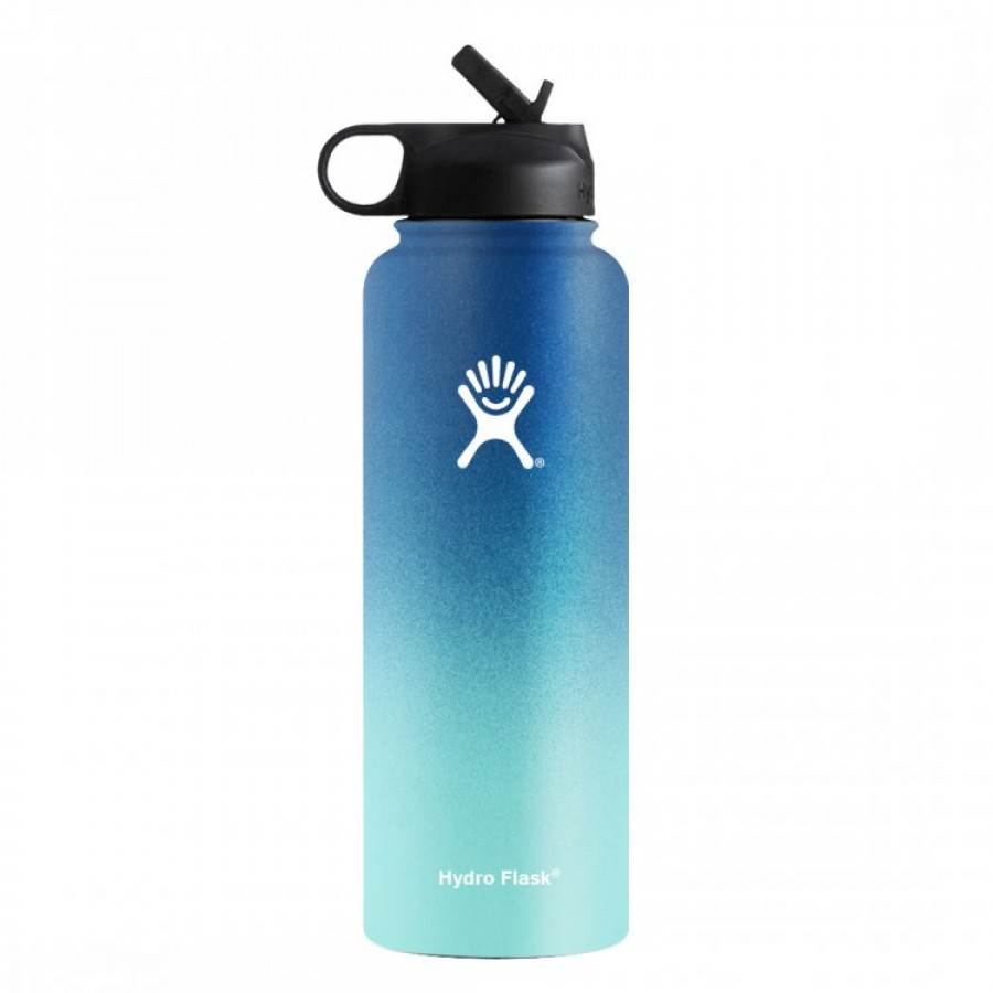 hydro flask 32 oz wide mouth pnw collection